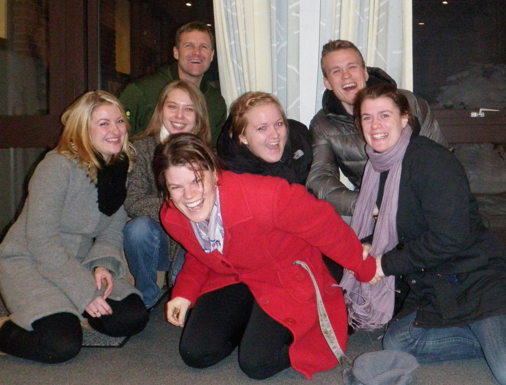 Youthworkers in Copenhagen, Denmark